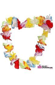 Naszyjnik hawajski Girlanda kwiaty