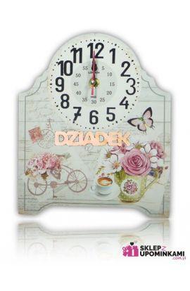 zegar na desce prezent dziadka
