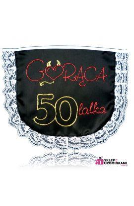 fartuszek prezent 50 rodziny seksi 50 latki