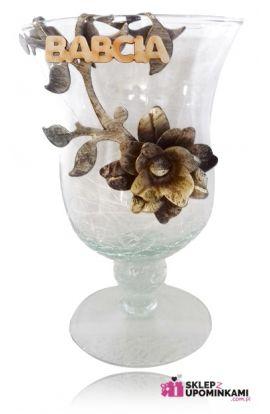 wazon ozdobny prezent dla szefa szefowej