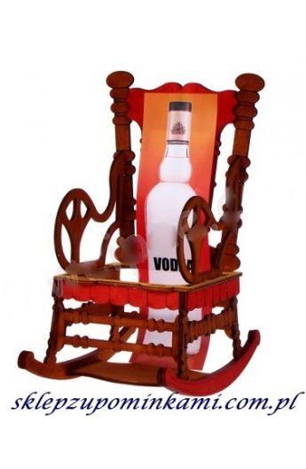 stojak na butelkę fotel