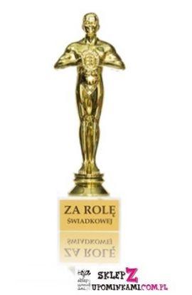 statuetka trofeum prezent dla świadkowej