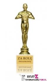 Statuetka trofeum prezent dla Świadkowej podziękowanie