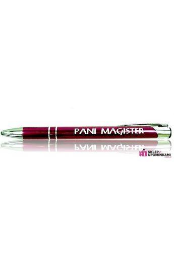 długopis prezent dla pani magister