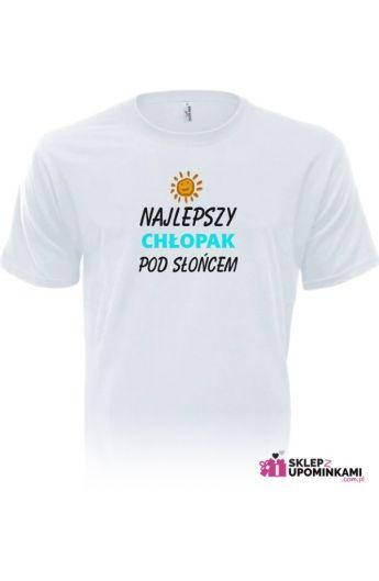 koszulka dla chłopaka najlepszy