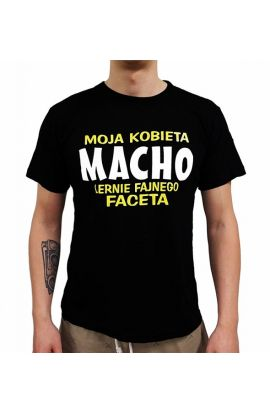 koszulka ze śmiesznym napisem