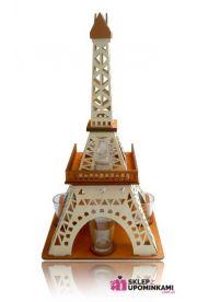 Kieliszki na Stojaku Wieża duża