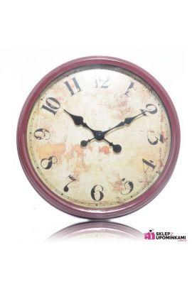 zegar na ścianę z dedykacją