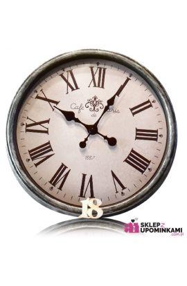 zegar prezent na 18 30 40 50 60 70