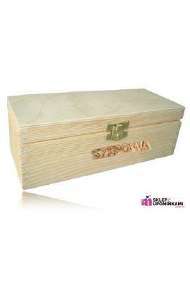 Herbatnik pudełko prezent Urodziny Imieniny