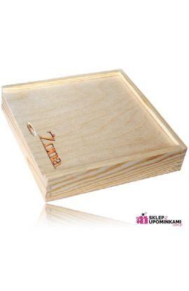 Pudełko na zdjęcia prezent Urodziny Imieniny
