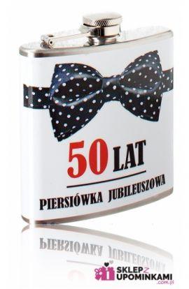 Piersiówka prezent na 40 Urodziny