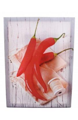 Obraz Papryczki dekoracja piękny prezent