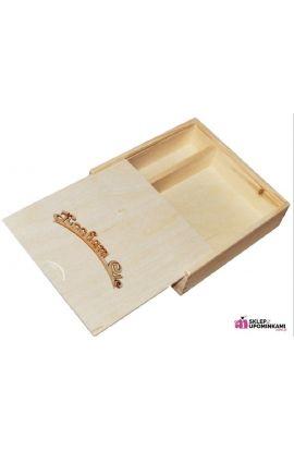 Pudełko na zdjęcia szkatułka