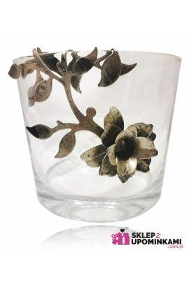 wazon ozdobny z grawerem