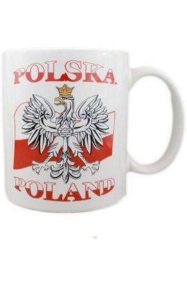 kubek polska pamiątka orzeł