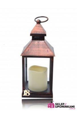 lampion latarnia led na urodziny