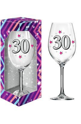 Kieliszki na 30 Urodziny XL