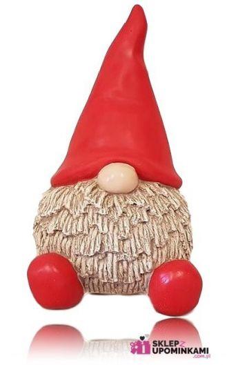 Mikołaj dekoracja pod choinkę