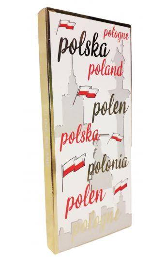 Czekolada Polska Poland Polen Pologne