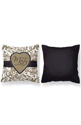 Poduszka dla Męża z dedykacją