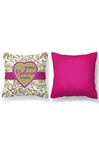poduszka prezent dla babci