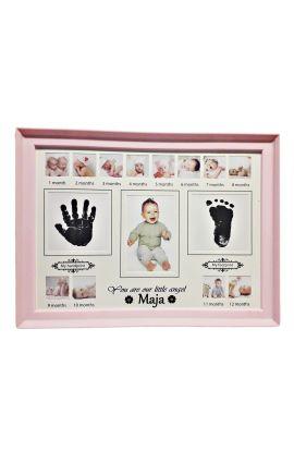 ramka na zdjęcia dziecka
