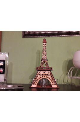 kieliszki stojak wieża napis kocham cię