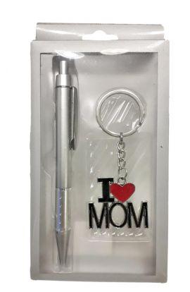 Długopis Breloczek Zestaw dla Mamy