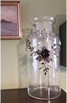 wazon ozdobny prezent mamy