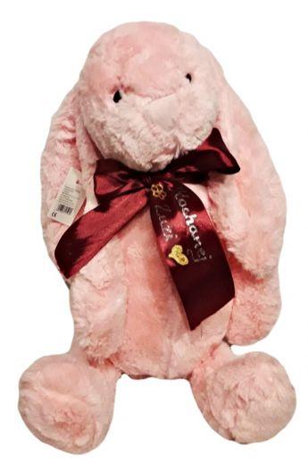 królik pluszowy z imieniem