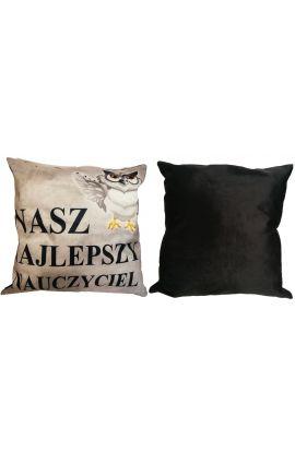poduszka dla nauczyciela