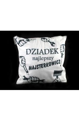 Poduszka Dziadka majsterkowicz