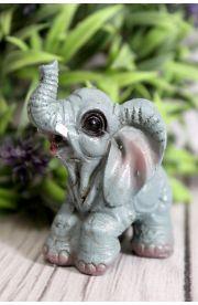 Słonik na szczęście figurka 8