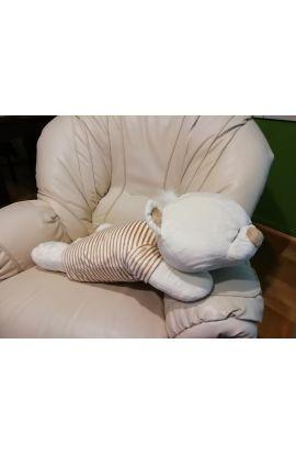 Poduszka pluszowa Miś
