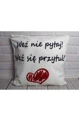 Poduszka kocham Cię Walentynka