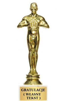 Statuetka gratulacje za ...