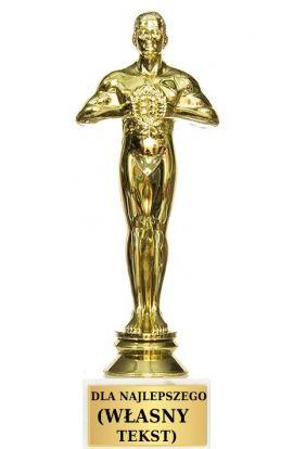 Statuetka dla najlepszego...