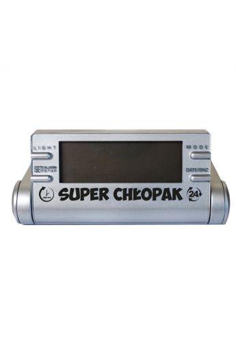 Zegar budzik Super Chłopaka