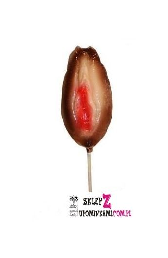 lizak cipka wagina śmieszne słodycze
