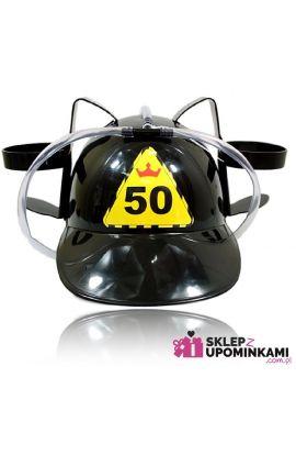 kask niezbędnik na 50 urodziny