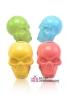 skarbonka czaszka kolorowa